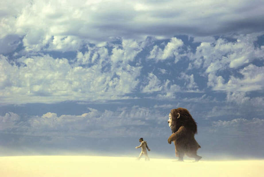 Where the Wild Things Aremay be too scary for kids.Pop's Culture review: Better for adults Photo: Matt Nettheim, Warner Bros. Pictures