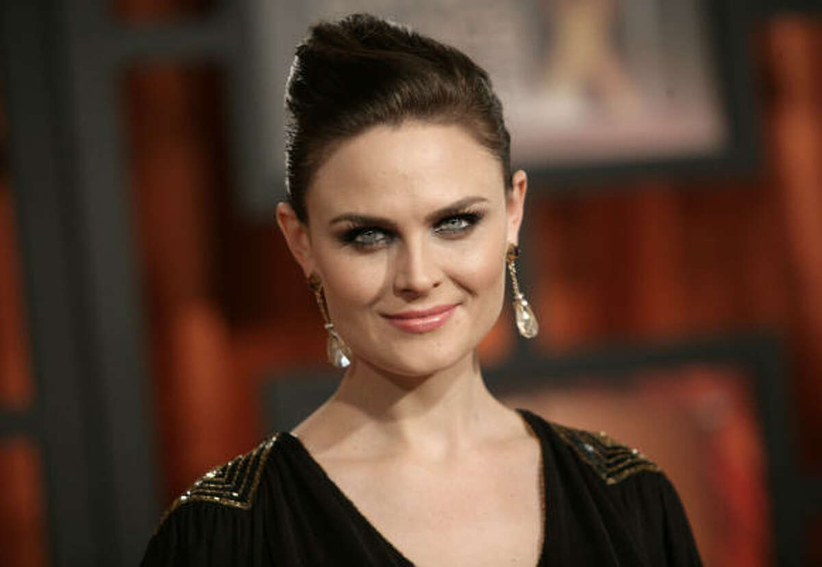 Fifteen years ago, after watching a documentary in high school about how Americans' diets can affect health and the environment, Emily Deschanel went vegan.
