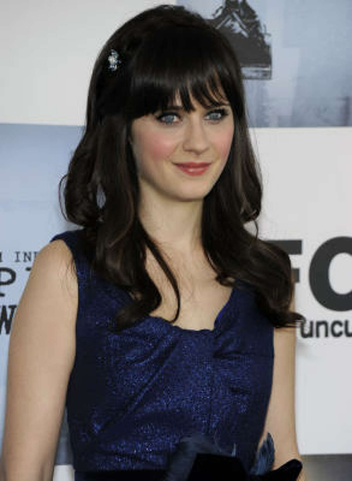 Like her sister, Emily, Zooey Deschanel has also been vegan for years. She recently appeared on an episode of Top Chef requesting a restricted vegan, gluten-free menu for a party.