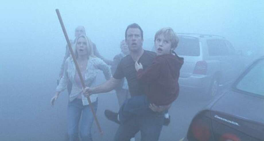 "73% Fresh: The Mist, 2007Based on a novella and also set in Maine, ""The Mist"" provides refuge for monsters who terrorize a small town. Photo: Ronn Schmidt, AP"