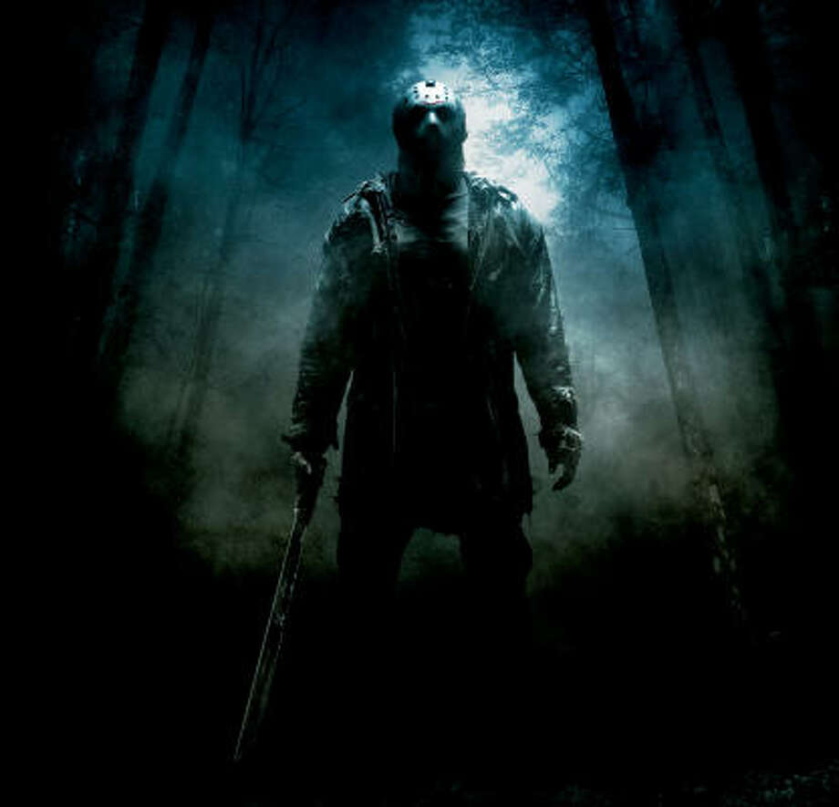 "Jason Voorhees from the 2008 ""Friday the 13th"" remake. Photo: New Line Cinema"
