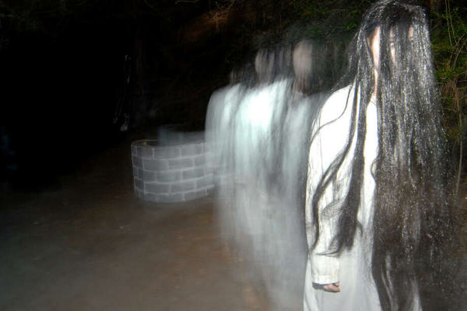 Check out the best places to get spooked out this year: The Haunted Trails, 11500 Antoine Dr. Photo: Tre' Ridings, For The Chronicle