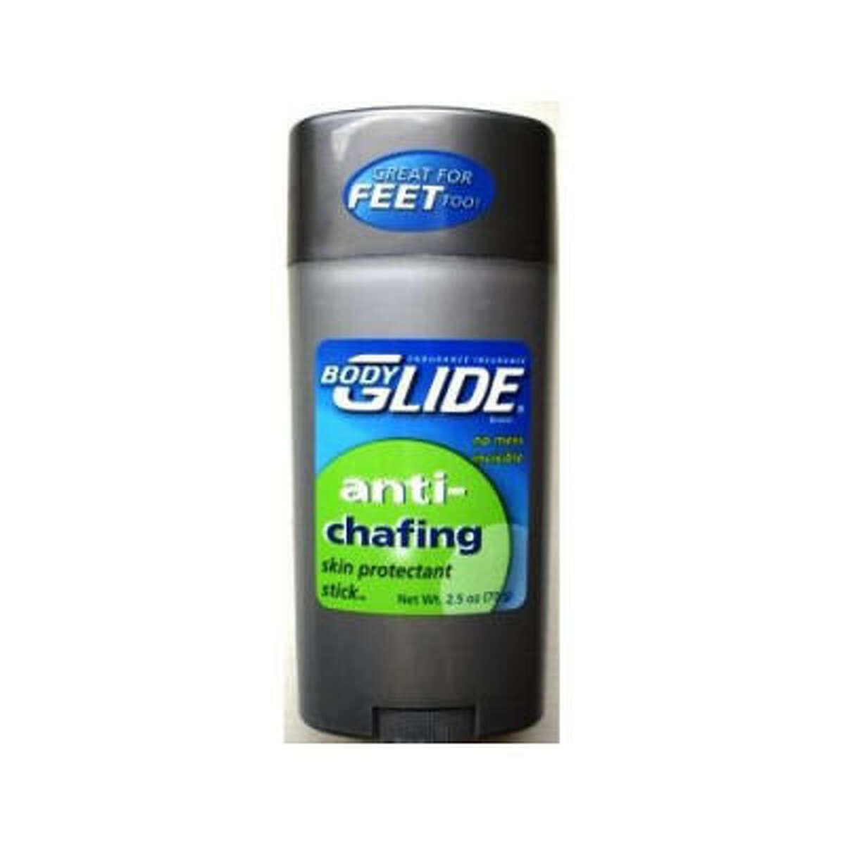 Body Glide moisturizer, $14.99, Sun & Ski Sports