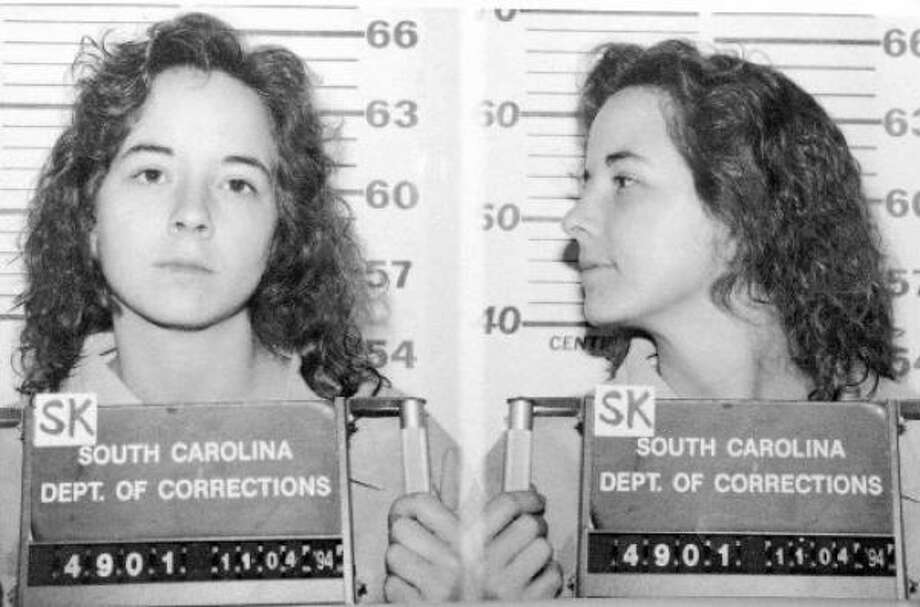 "Susan Smith, the ultimate ""monster mom,"" was convicted in 1994 after she strapped her two sons into their car seats before rolling the vehicle into a lake. The motive? So she could be with her wealthy lover.  Photo: Associated Press File"