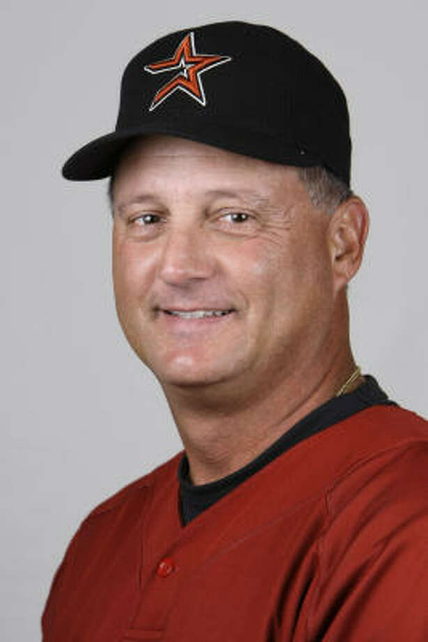 Al PedriqueAge:49  Who he is:  Astros' minor-league field coordinator.  Quick fact:  Went 22-61 in Arizona after Bob Brenly was fired in 2004. Photo: Karen Warren, Chronicle