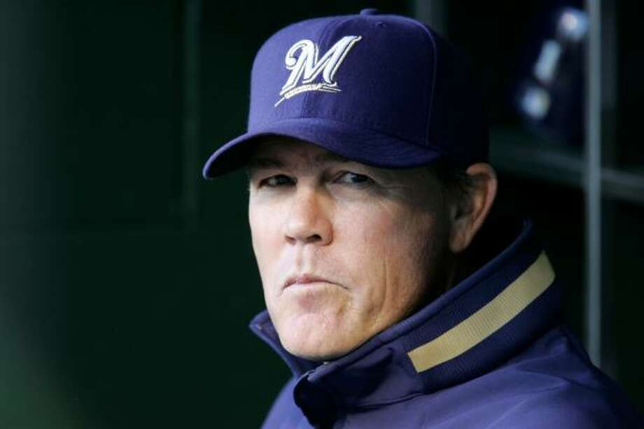 Ned Yost  Age: 54  Who he is:  Ex-Milwaukee manager.  Quick fact:  Managed Brewers for six seasons, going 457-502 through 2008. Photo: Gene J. Puskar, AP