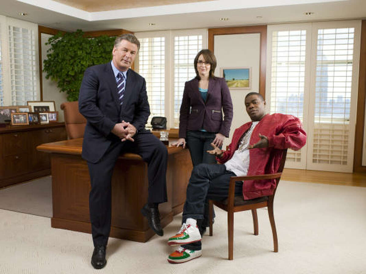 This season a number of sitcoms on both network and cable have popped out with both critical praise and good ratings. Notably, NBC's Emmy winning gem, 30 Rock. Read more about this fall's laugh worthy shows here.