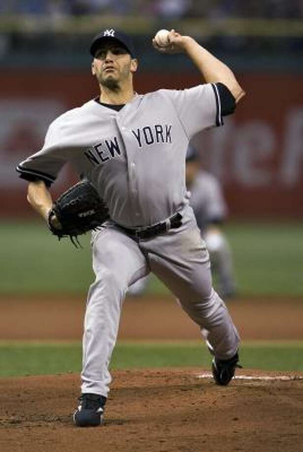 Andy Pettitte, Yankees Then: Suffered through an injury-hampered 2004 season but returned strong for the World Series run in 2005 and then 2006. Now: Starting Game 3 for the Yankees, the team he's played for most of his career. Photo: Steve Nesius, AP