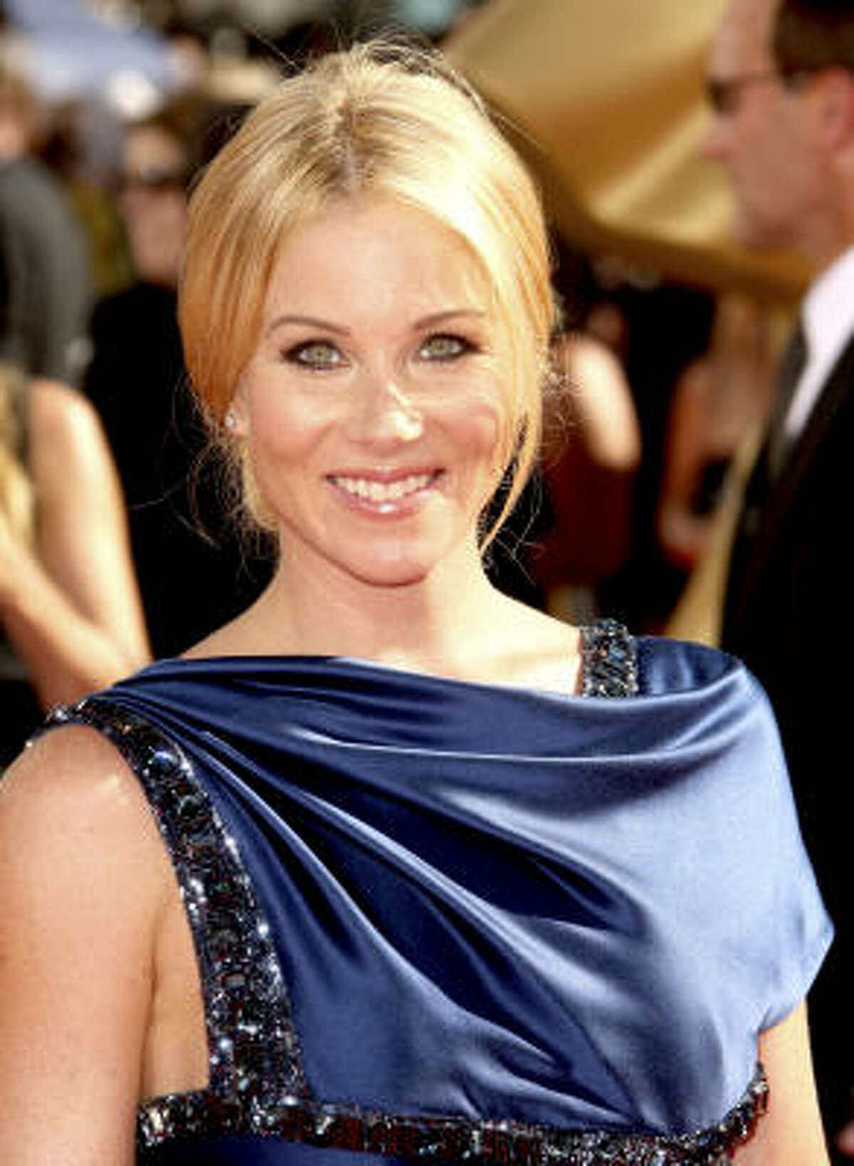 Christina Applegate was diagnosed in 2008 at the age of 36.
