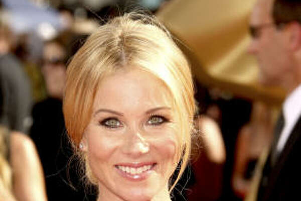 Christina Applegate    Sex therapist:   It takes a really big man to love a really big scar