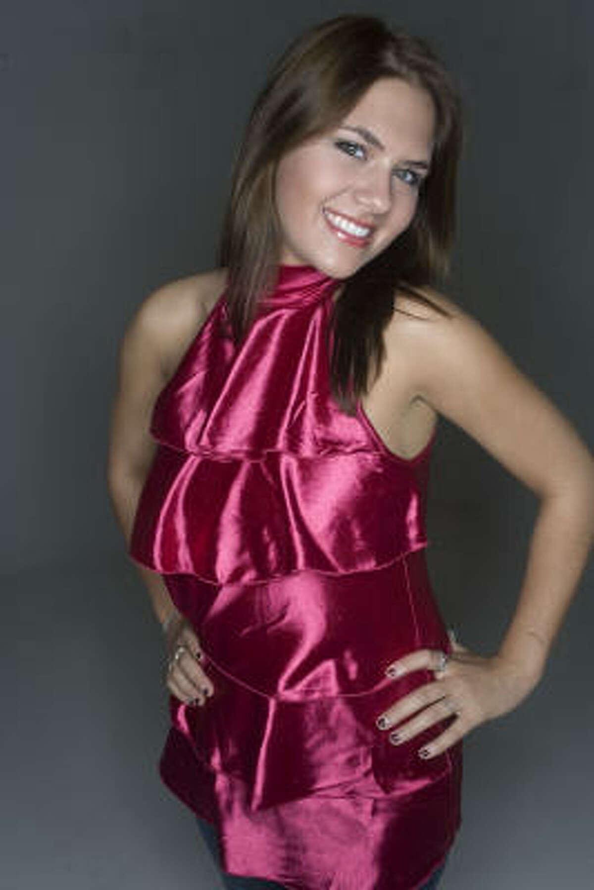 American Idol finalist Kady Malloy, 6:30 p.m. Friday, Meridian's Red Room, $10.