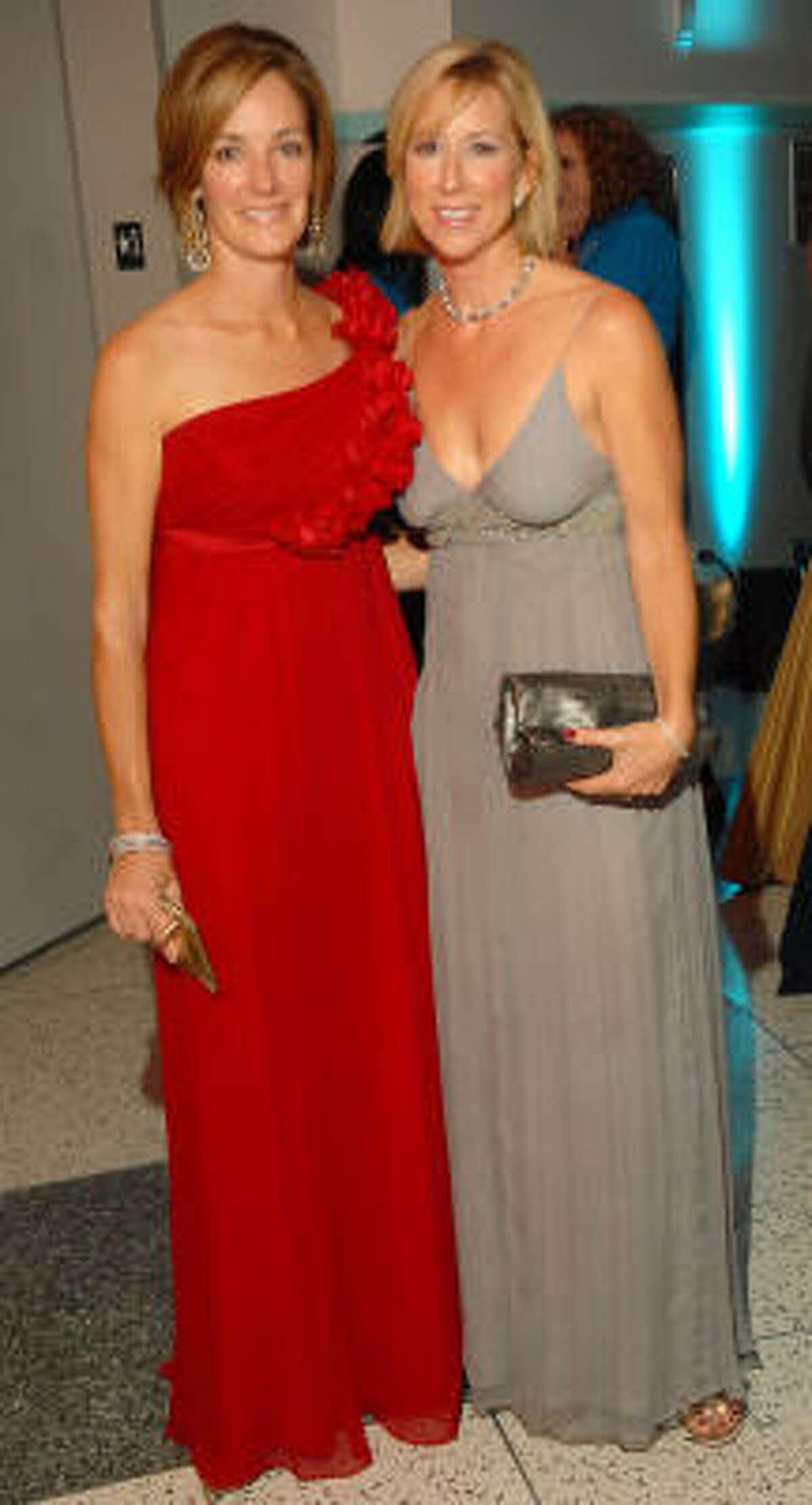 Renee Lewis Carey and Caroline Finkelstein