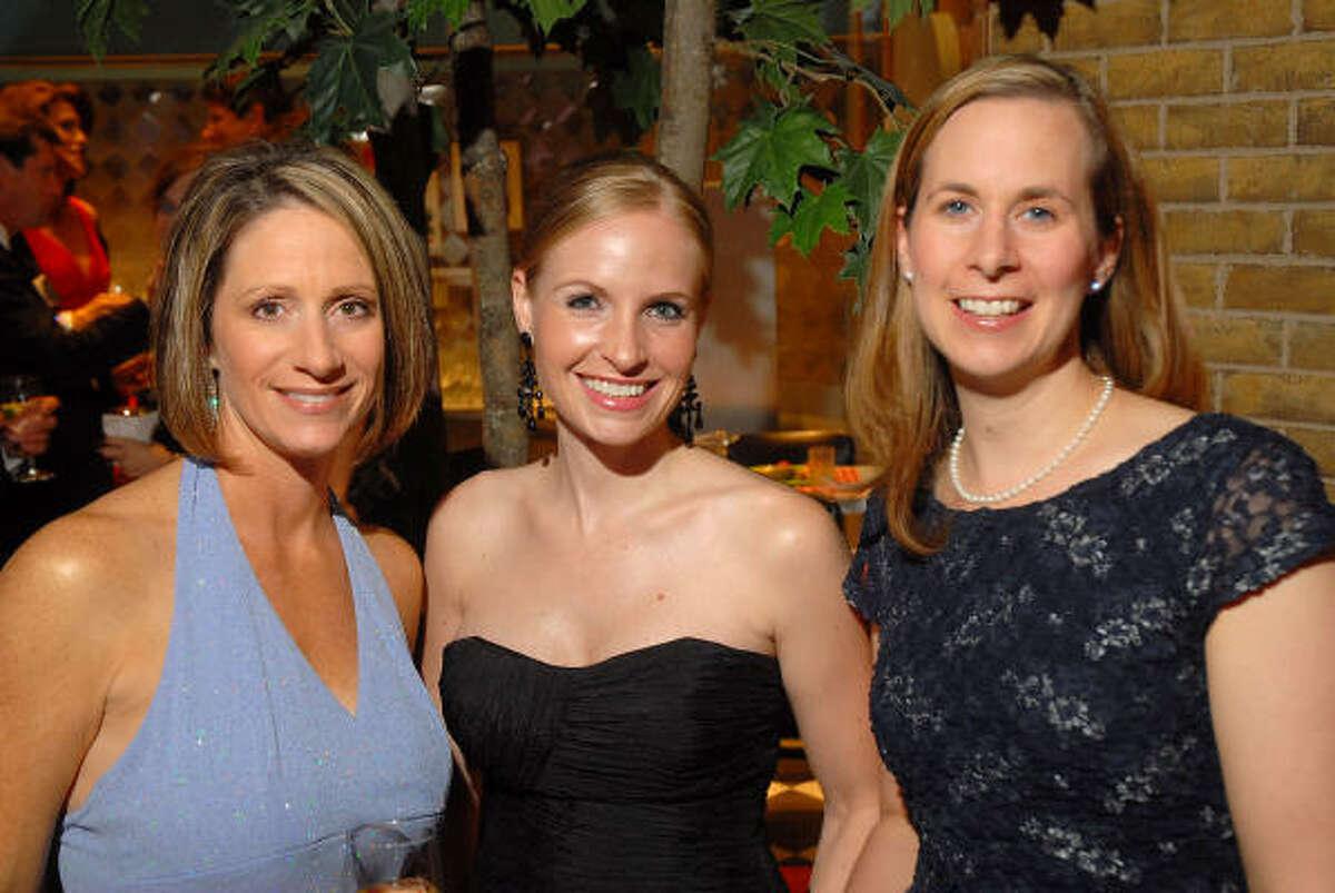Allana Frischenmeyer, Jill Smith and Cara Carlson
