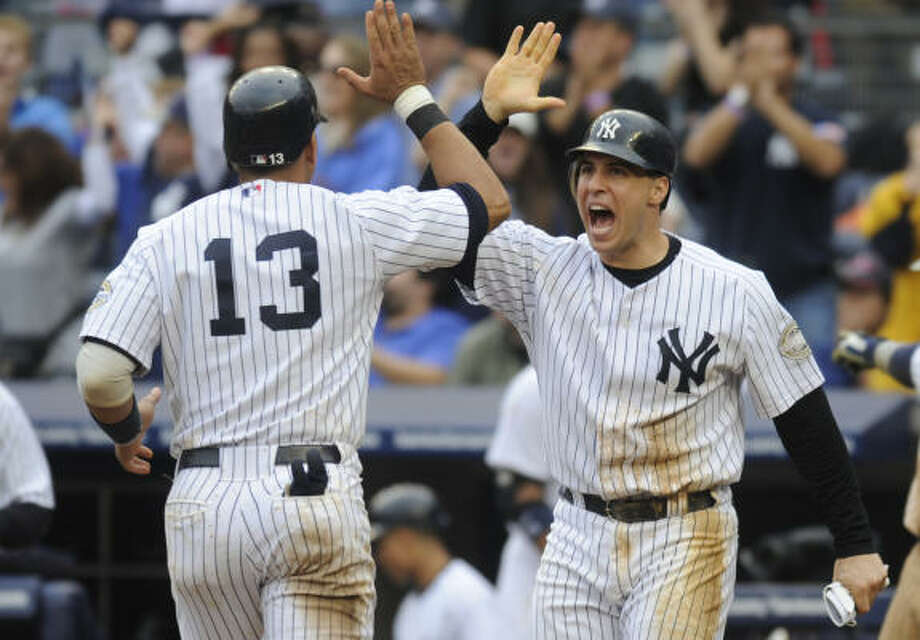 New York Yankees: 2/1 Photo: Henny Ray Abrams, AP
