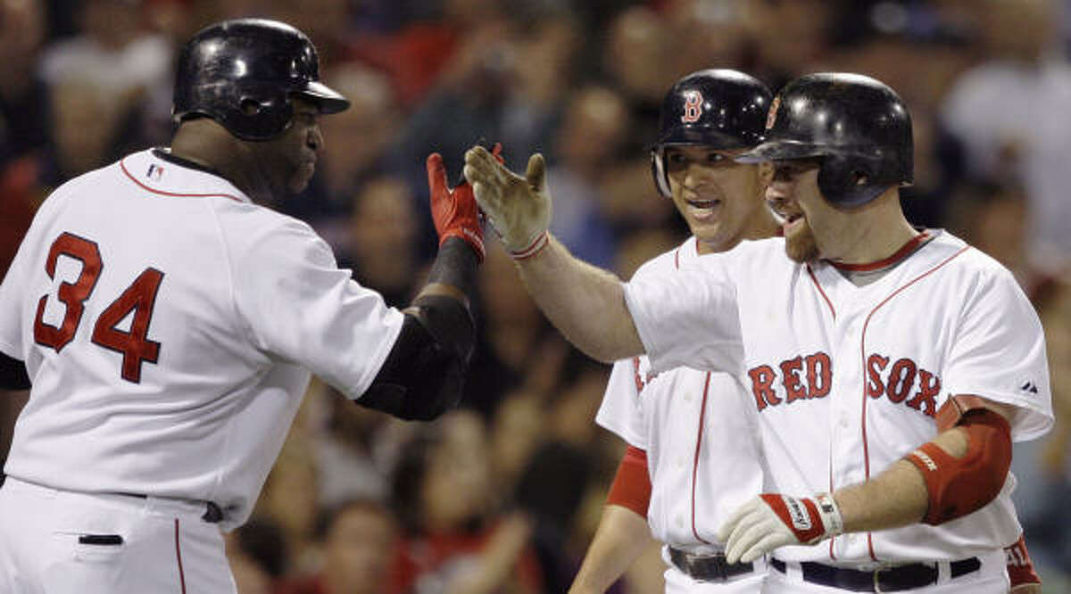 Boston Red Sox: 9/2