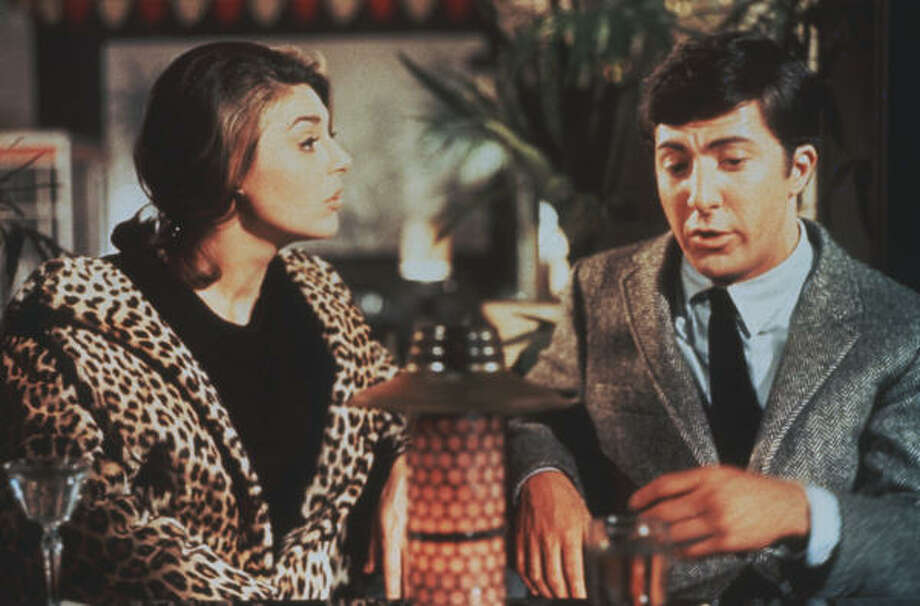 """I think, I think you're the most attractive of all my parents' friends. I mean that.""