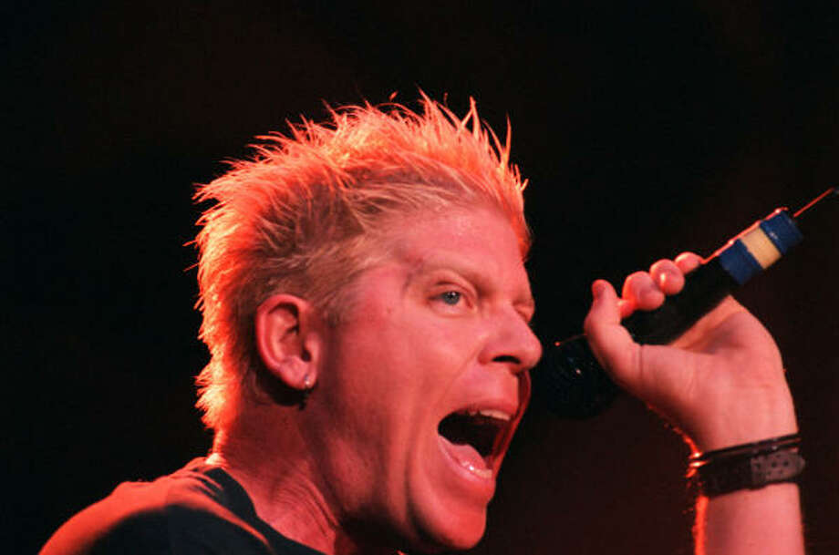The Offspring  Photo: Dave Rossman, Special To The Chronicle