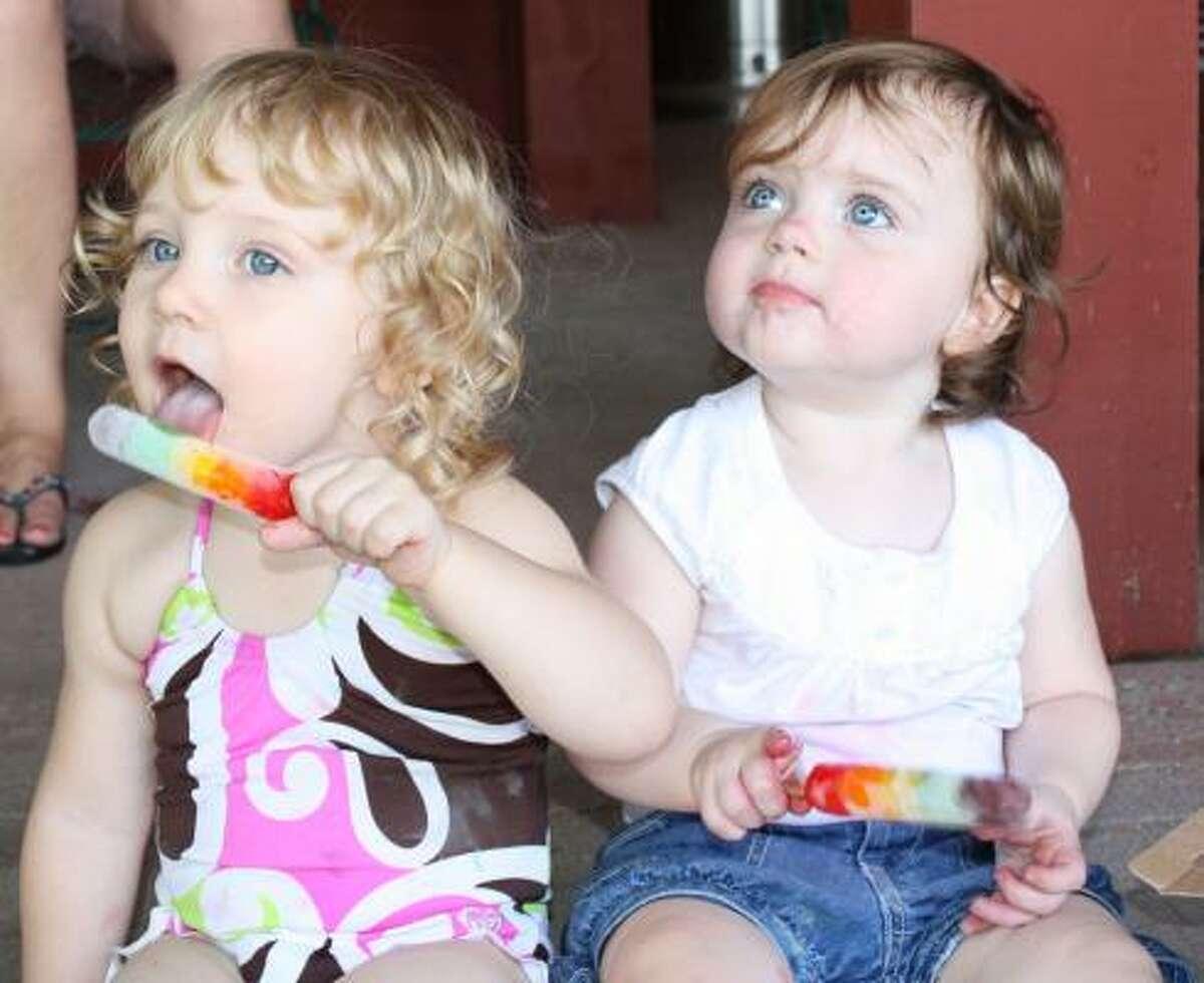 Popsicle Princesses