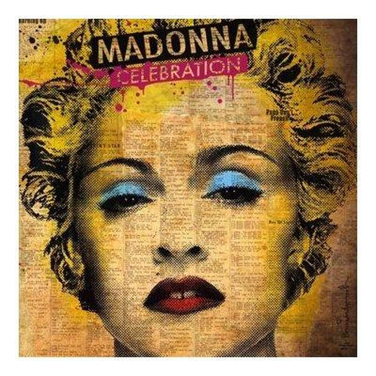 Celebration (3 1/2 stars), Madonna, Warner Bros. Even with two discs and more than 30 songs, Madonna's impressive Celebration package is missing a few key tracks (True Blue, Causing a Commotion, I'll Remember, Don't Cry For Me Argentina). Read more about her new album here.