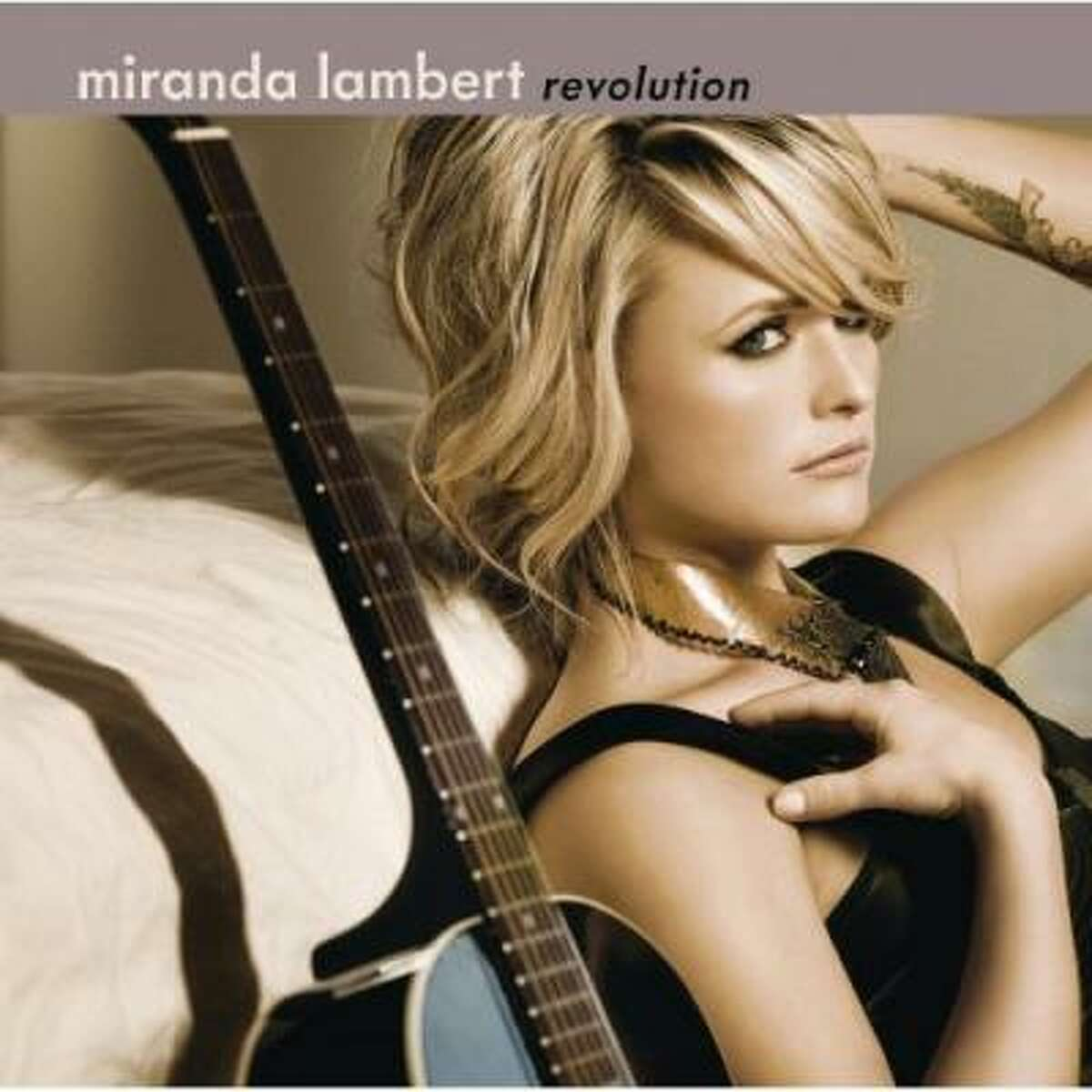 Revolution (4 stars), Miranda Lambert, Columbia Nashville. Over the course of just two albums, Tyler native Miranda Lambert has established herself as the best working performer in country music. Read more about her new album here.