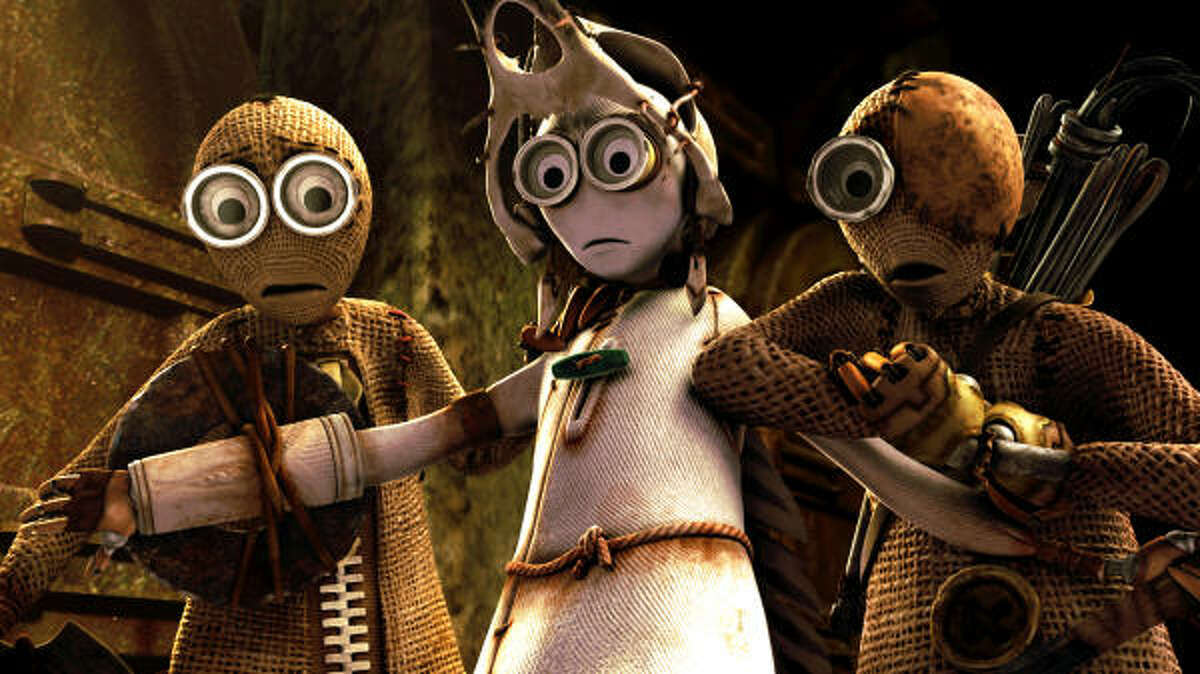 9 , $XX millionThe animated film about a postapocalyptic struggle.
