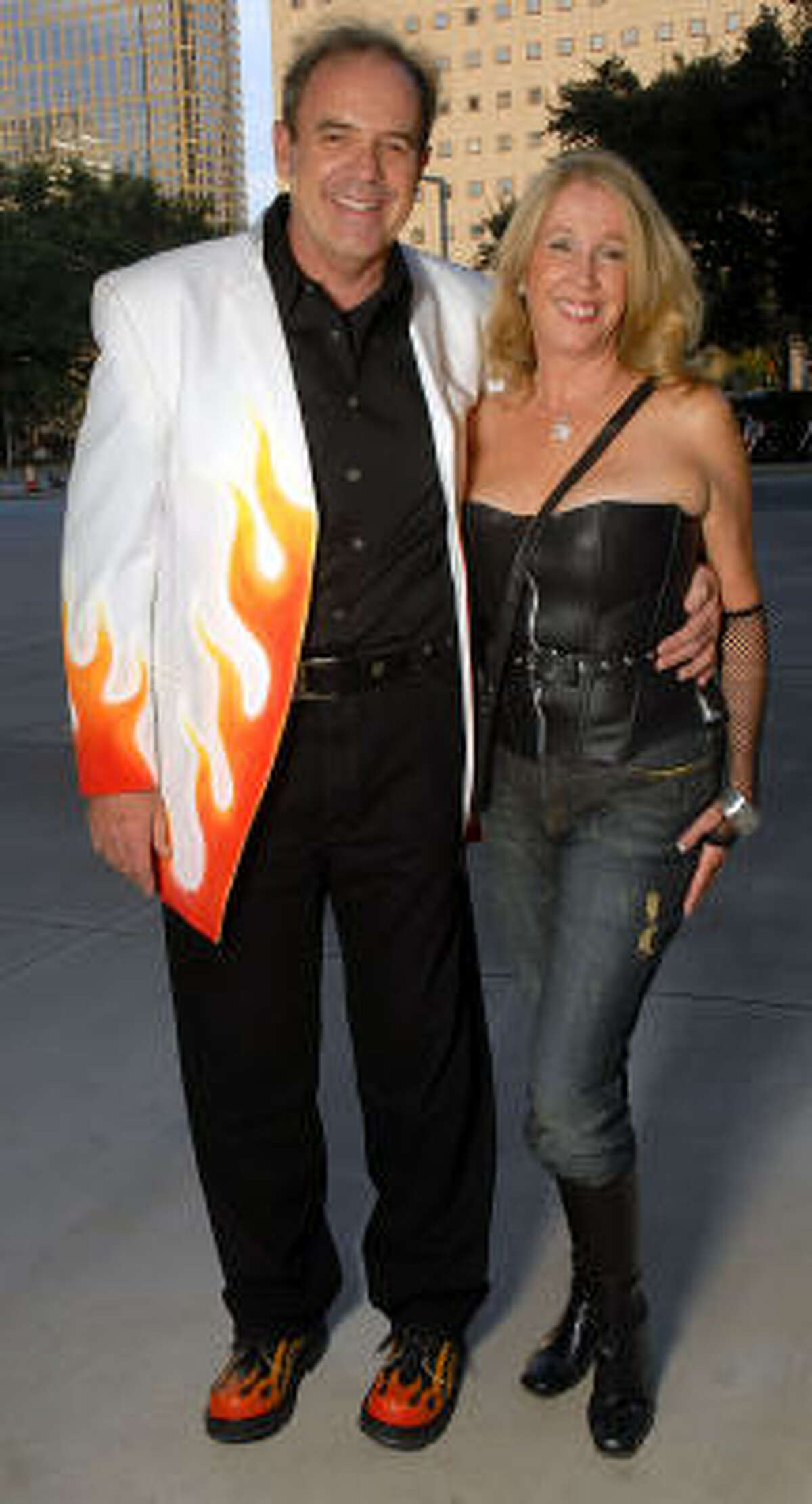 Bob Loiseau and Mary Jane Moran