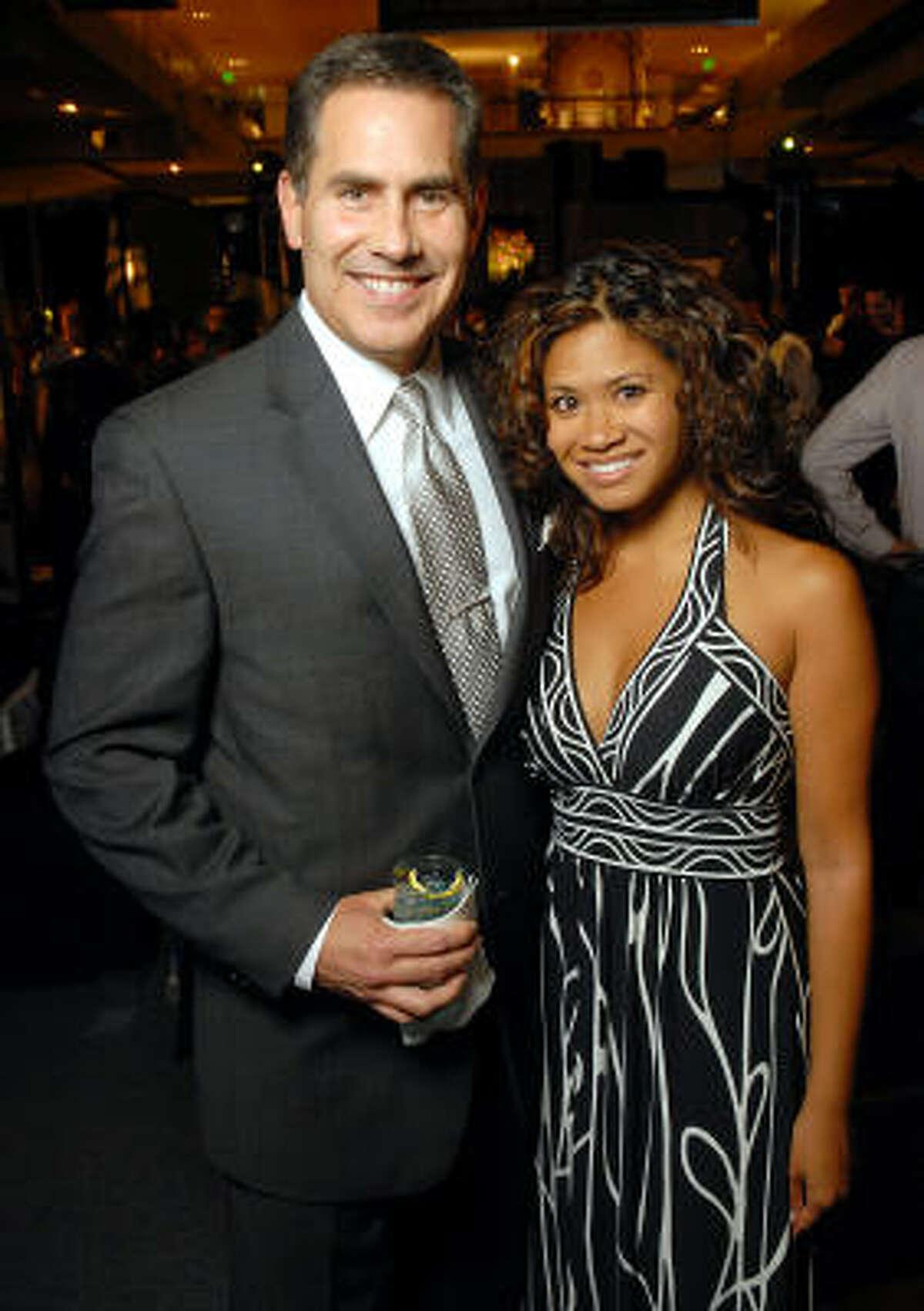 David Golemon and Jennifer De Castro