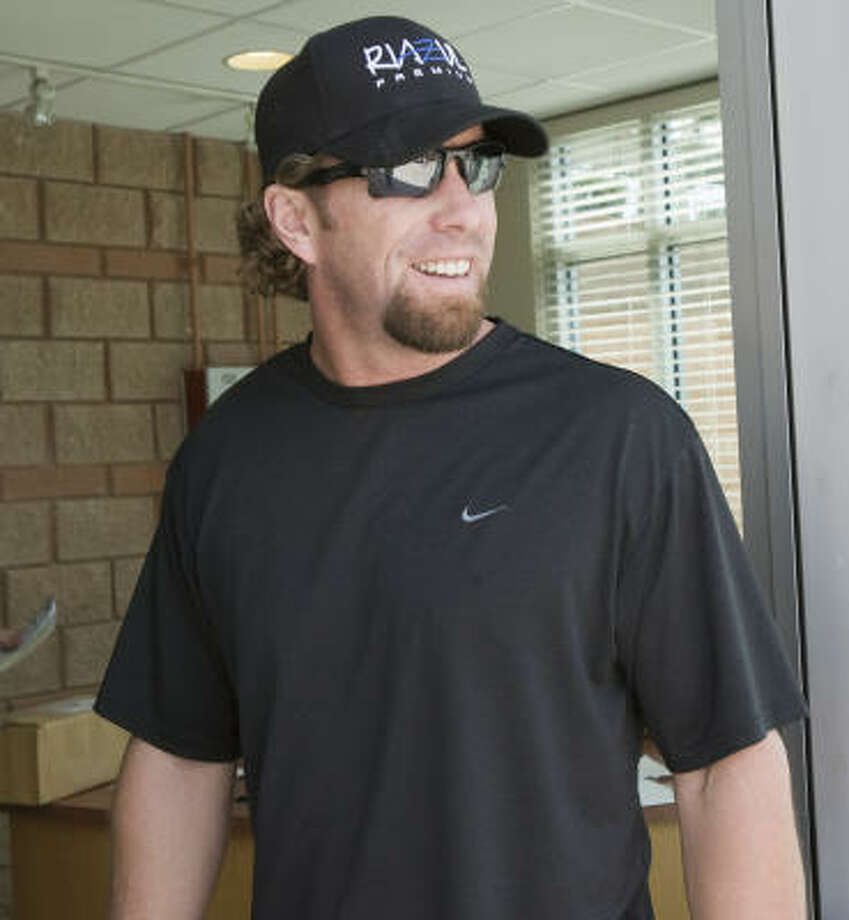 Jeff Bagwell  Astros icon could be the No. 1 candidate. Photo: James Nielsen, Chronicle