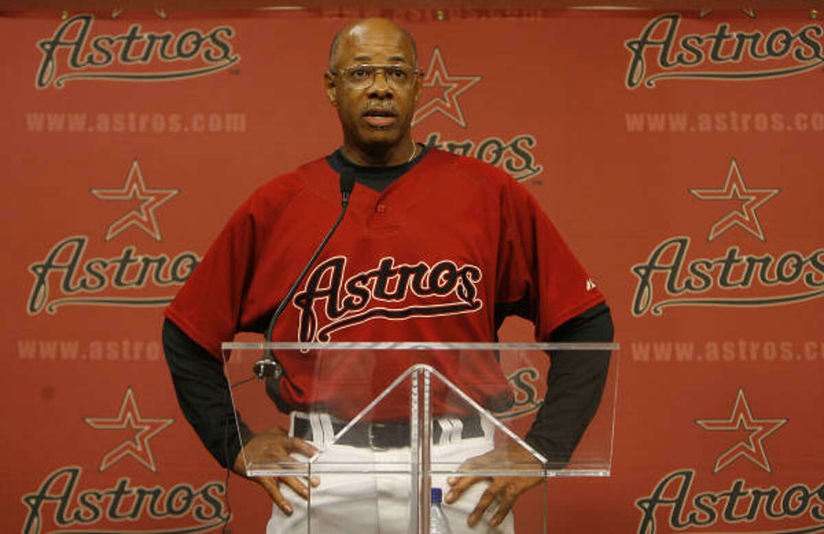 Sept. 28, 2007 The Astros remove the interim designation and give Cooper a two-year deal through 2009.