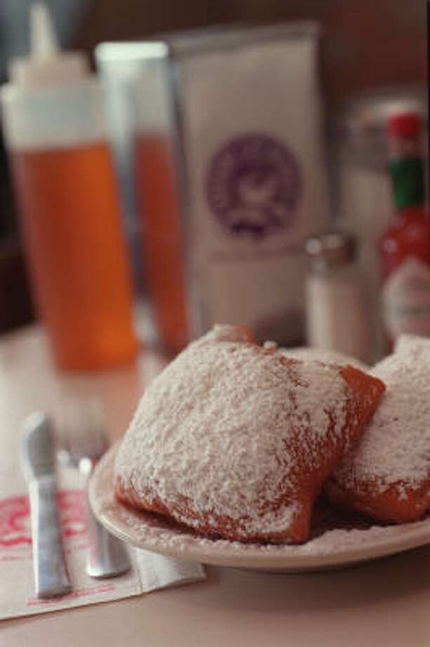 Crescent City Beignets3260 Westheimer Rd Photo: Smiley N. Pool, Houston Chronicle