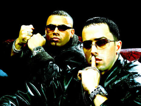 Best Urban Music Album: Wisin and Yandel