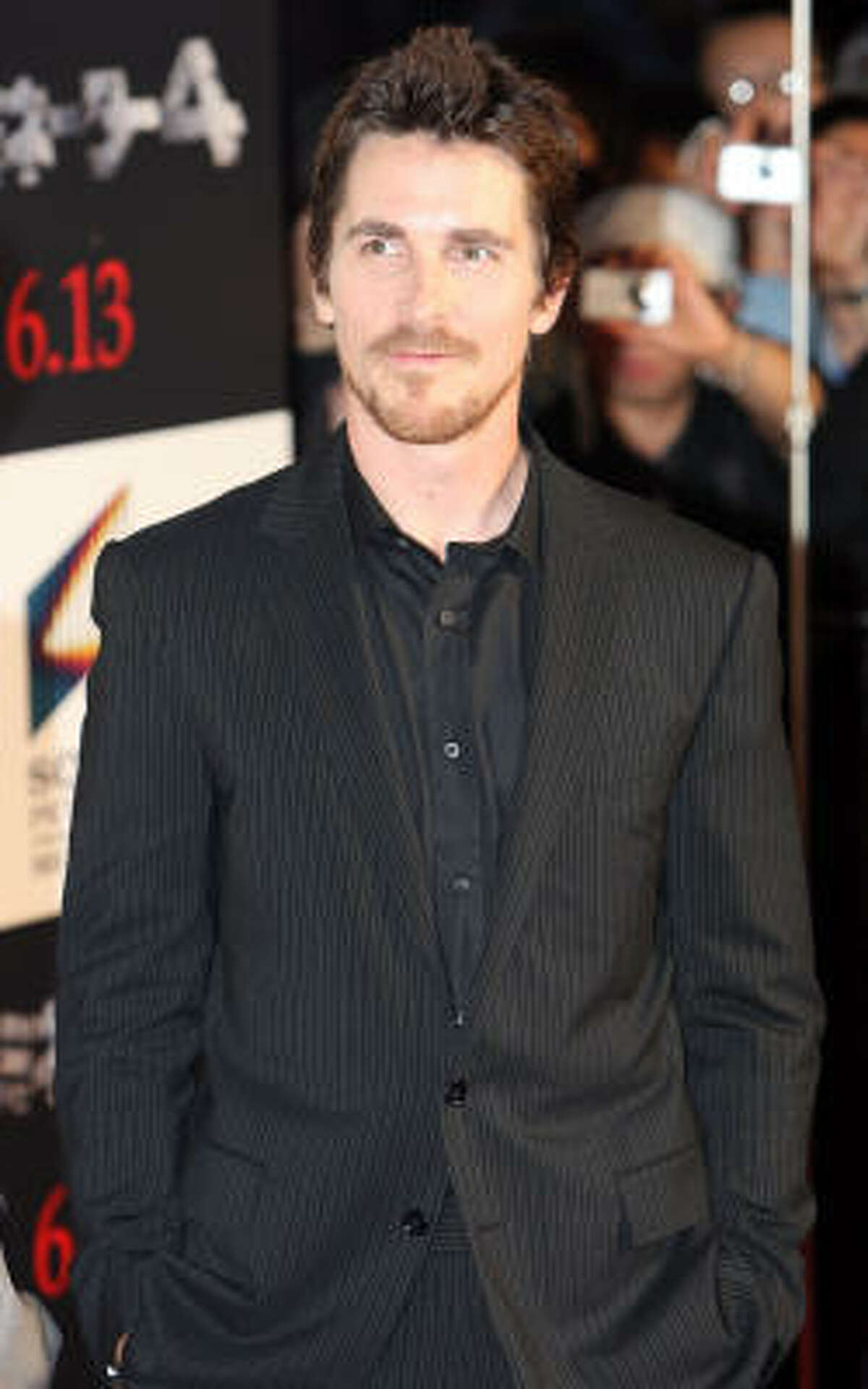 Christian Bale is no stranger to outbursts. The actor has been accused of allegedly hitting his mom and sister and freaking out on the set of Terminator Salvation when someone accidentally walked on set.