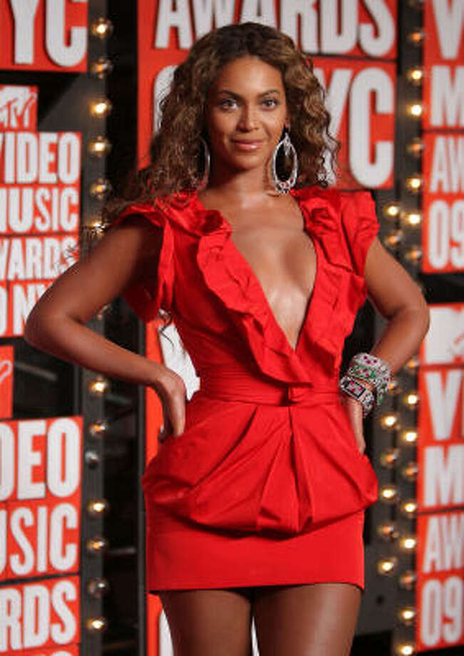 Real or Wax? Beyonce Photo: Michael Loccisano, Getty Images