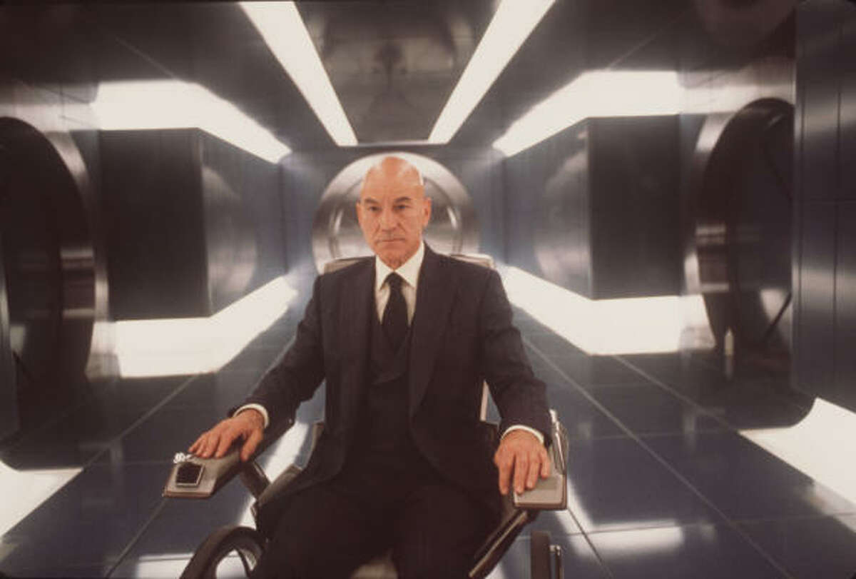 A poll was given to more than 2,000 people asking what celebrity or character they would like to see assigning homework. Take a look at the results: Patrick Stewart as Charles Xavier in X-Men