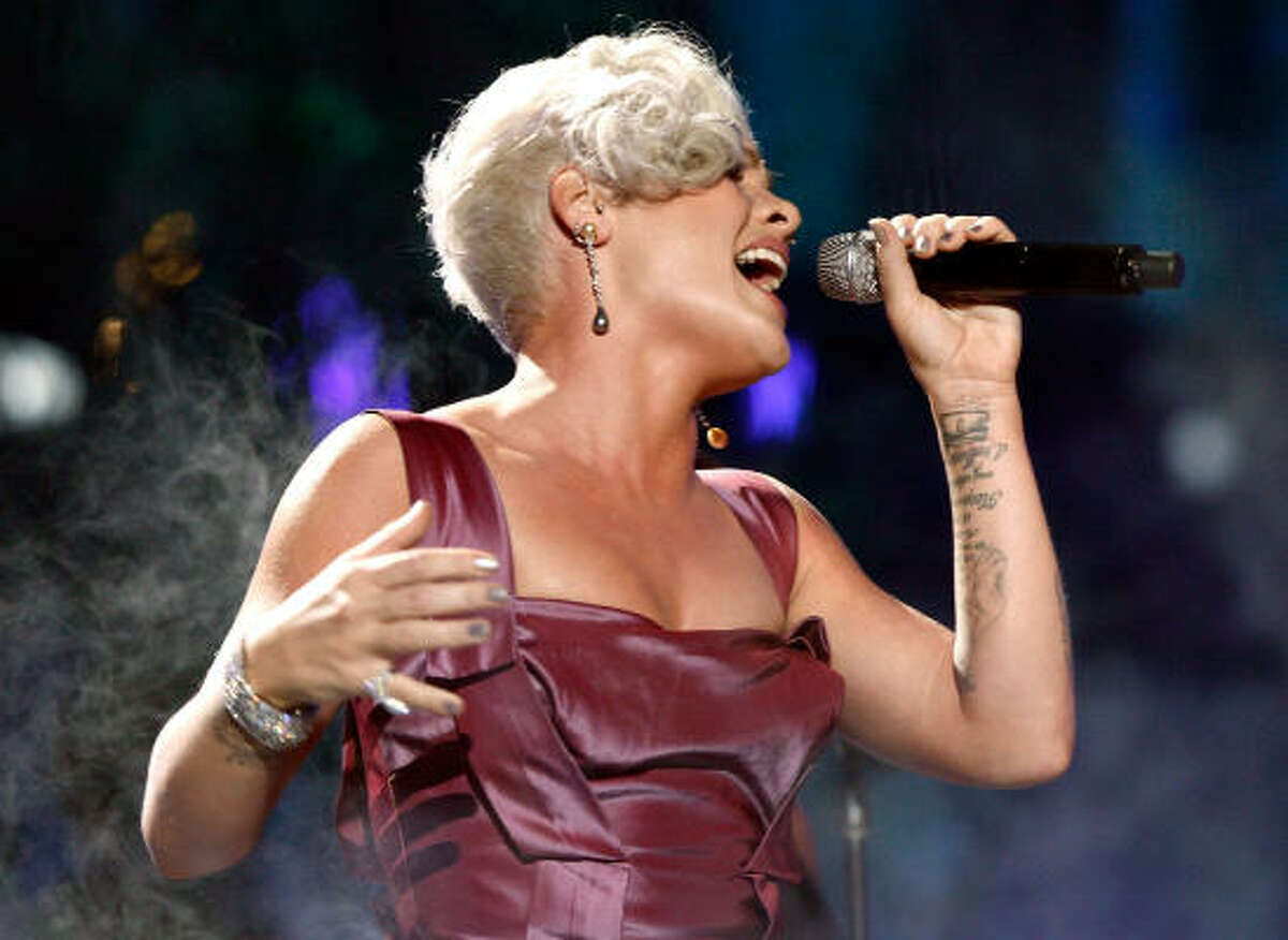 Best Female Video: Pink's So What