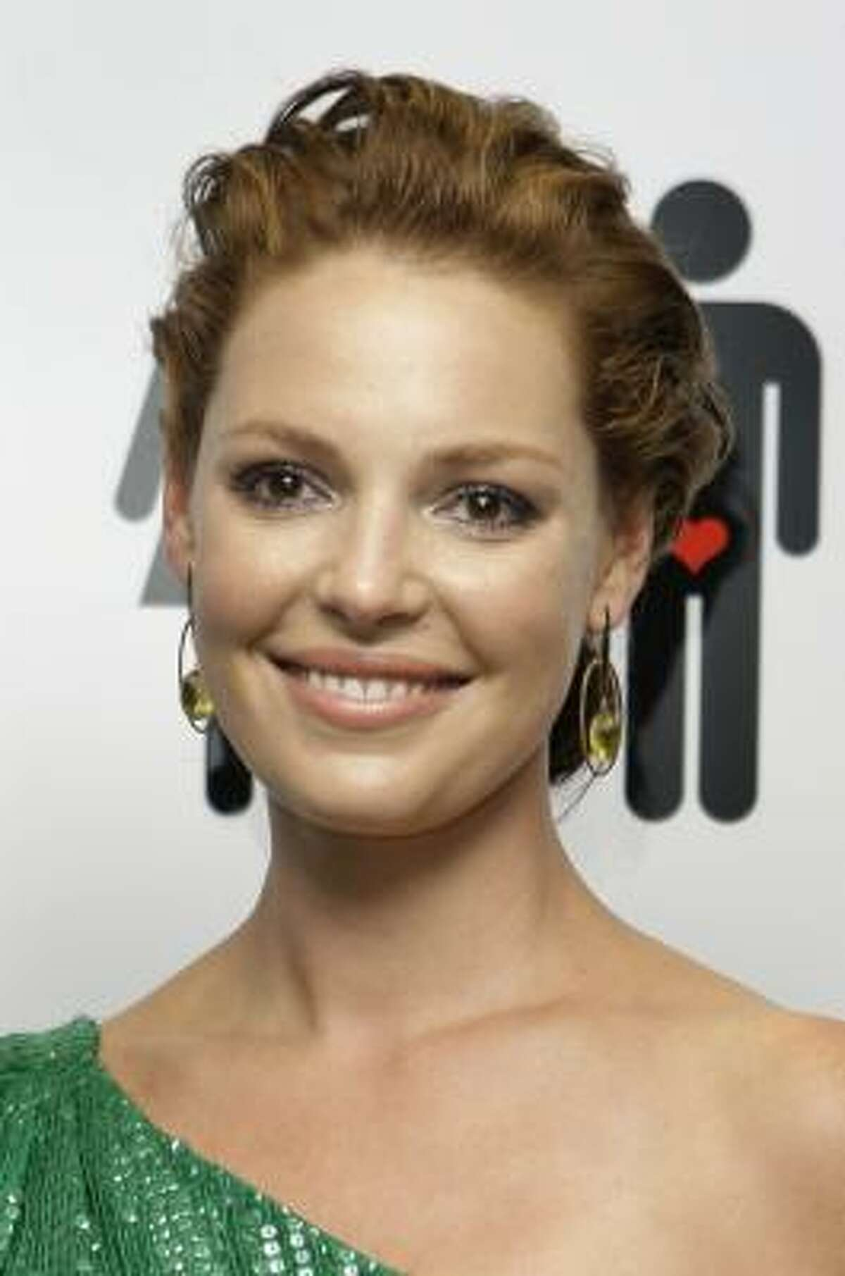 Katherine Heigl announced she and her husband have adopted a little girl.
