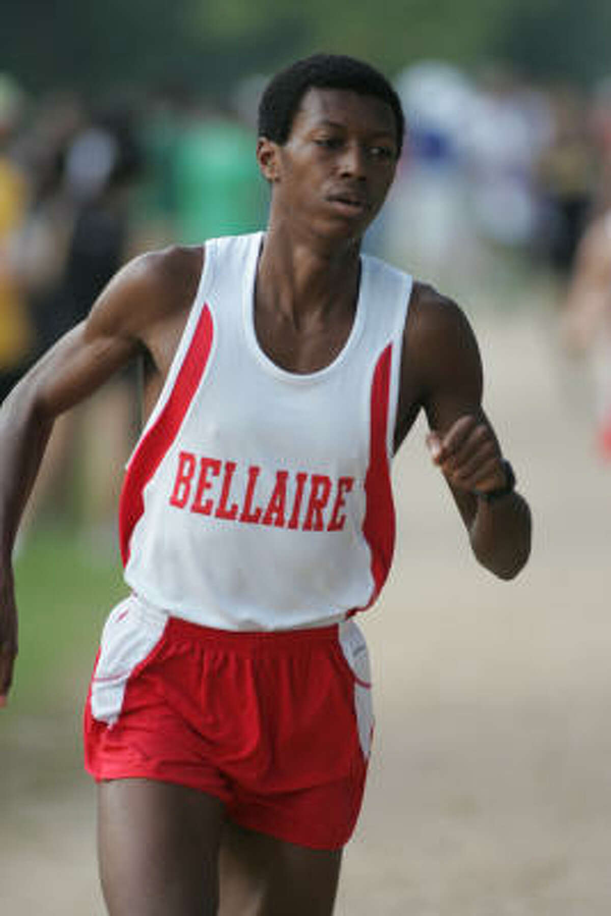 Malcolm Richardson of Bellaire