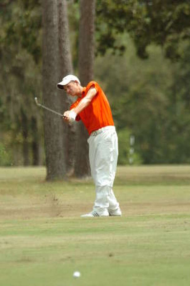 Matthew HanceWinner in the Boys 13-15 Division, Tournament of Champions. Photo: Courtesy Of HGA