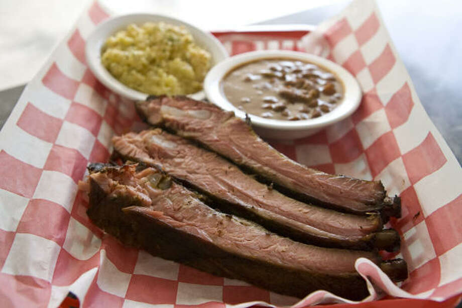 Pierson & Company Bar-B-Que, 5110 W. T. C. Jester. Photo: James Nielsen, Houston Chronicle