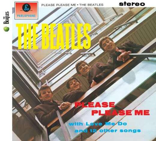 """Please, Please Me,"" The Beatles' first full album was released on March 22, 1963."