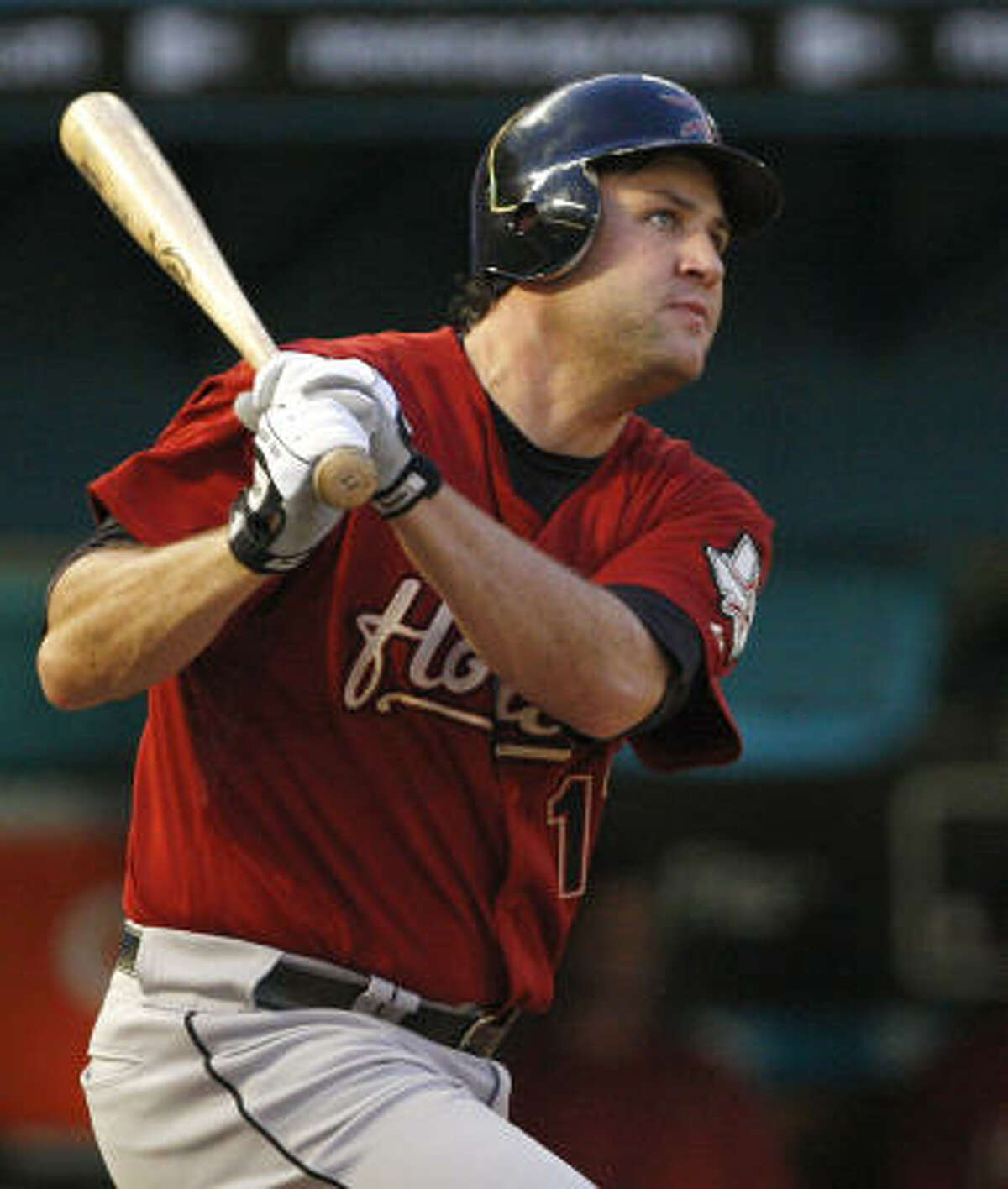 Lance Berkman Berkman played collegiate ball for Rice where he won National College Player of the Year honors in 1997. Berkman is currently in his ninth season with the Astros where he has hit over 300 home runs with a .300 career batting average.
