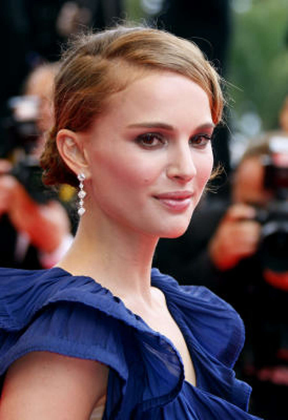 Actress Natalie Portman. Read: Is the geek now the big man on campus?