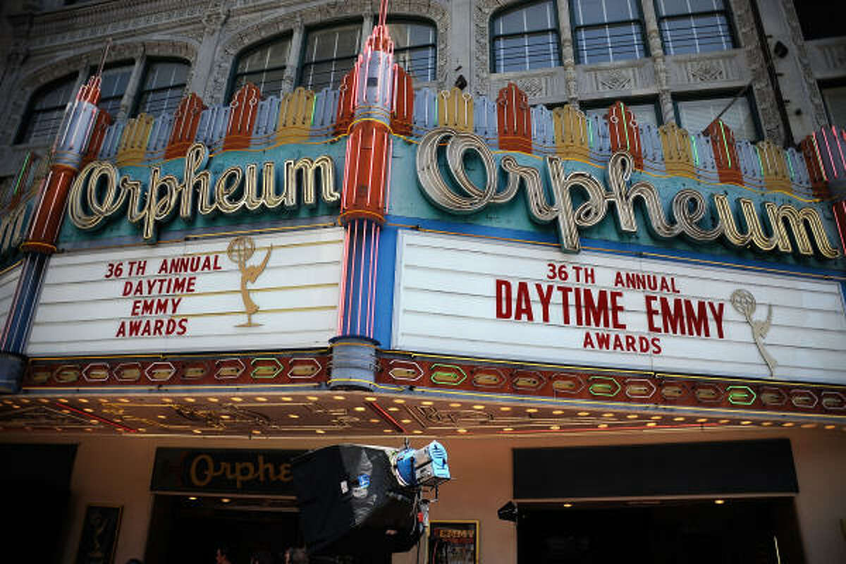The 36th Annual Daytime Emmy Awards took place at The Orpheum Theatre in Los Angeles. Report, list of winners.
