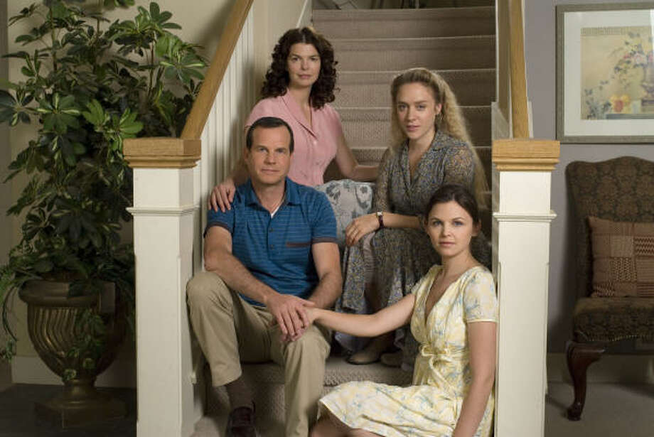 Big Love Featuring Mormonism and polygamy Photo: Lacey Terrell, HBO