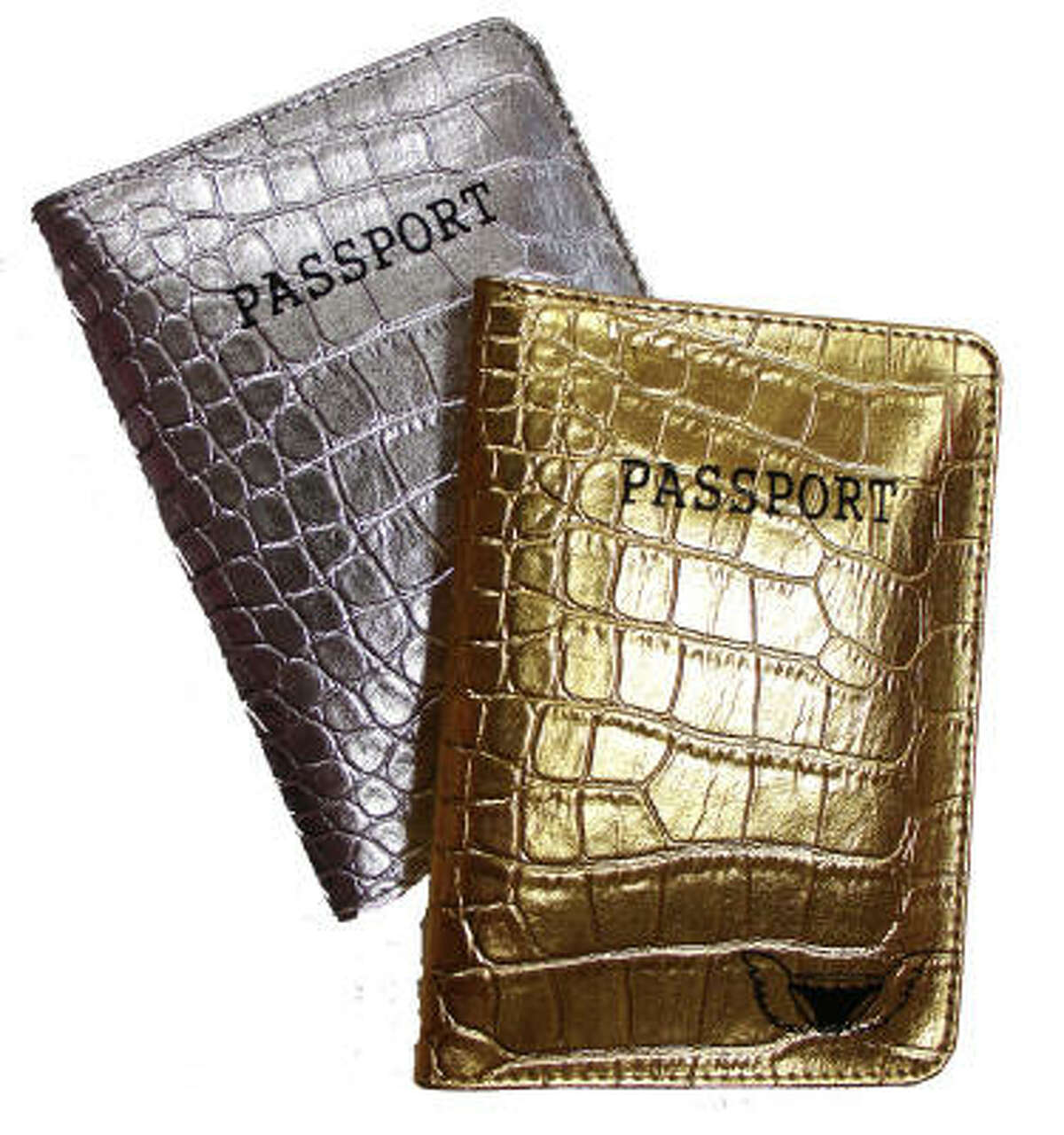 Passport Panties by MMK Brands come disguised in a passport cover and tuck easily into carry-ons to ensure a