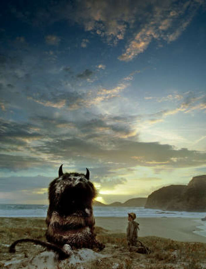 The film adaptation of Maurice Sendak's book, Where the Wild Things Are hits theaters Oct. 16.To see a trailer click here. Photo: Photo Courtesy Of Warner Bros. P