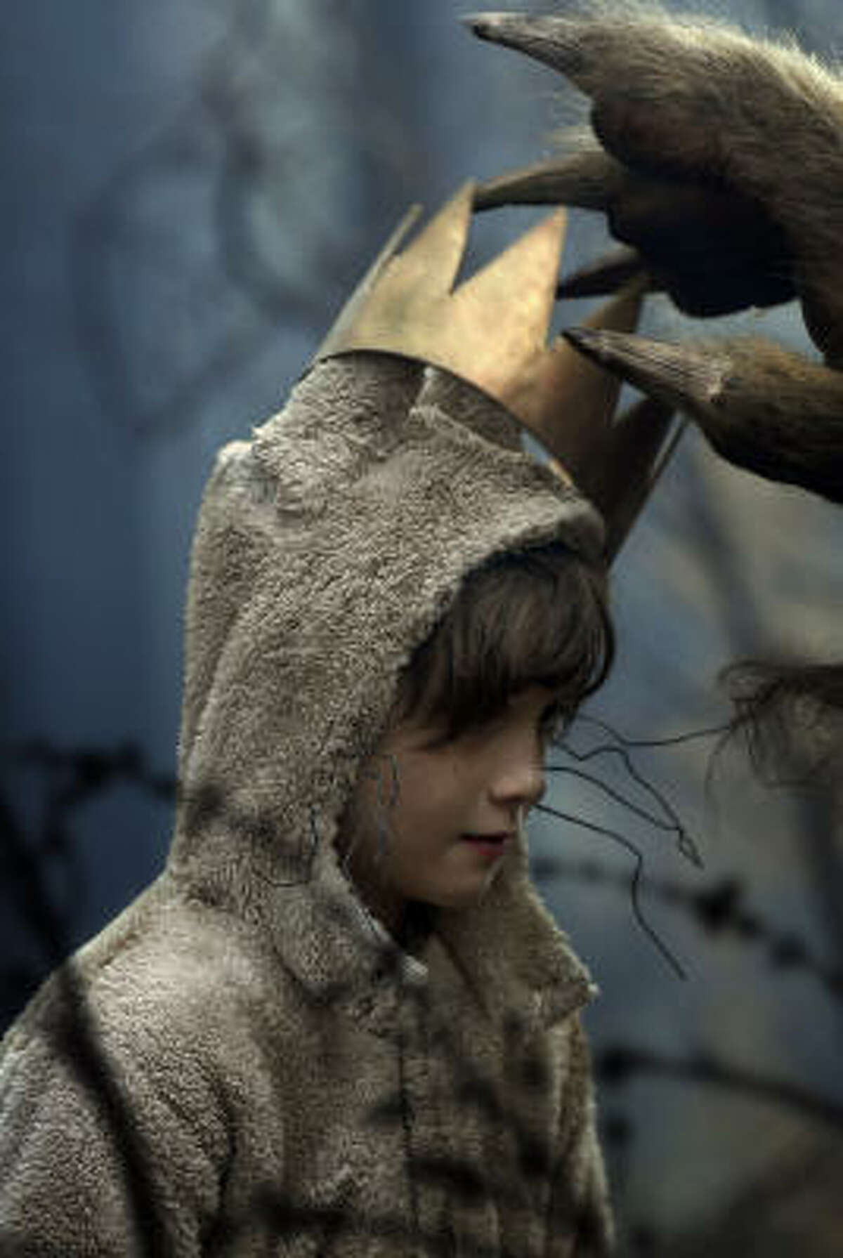Where the Wild Things Are is directed by Spike Jonze and stars Catherine Keener, Mark Ruffalo, Forest Whitaker, Lauren Ambrose, James Gandolfini and Catherine O'Hara.