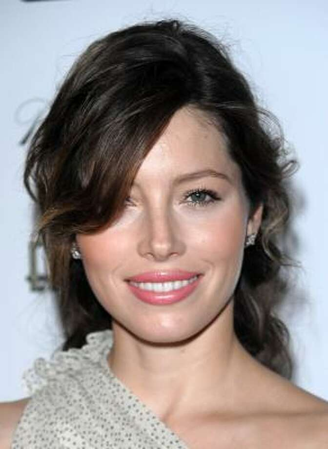 Jessica Biel is named the most dangerous celebrity to search on the Web, according to McAfee. See who else can give you a computer virus when dowloading pictures of them. Photo: Evan Agostini, AP
