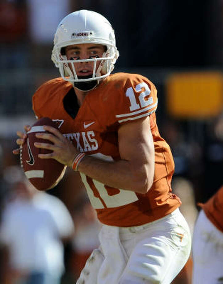 2. Texas (12-1) Photo: Ronald Martinez, Getty Images