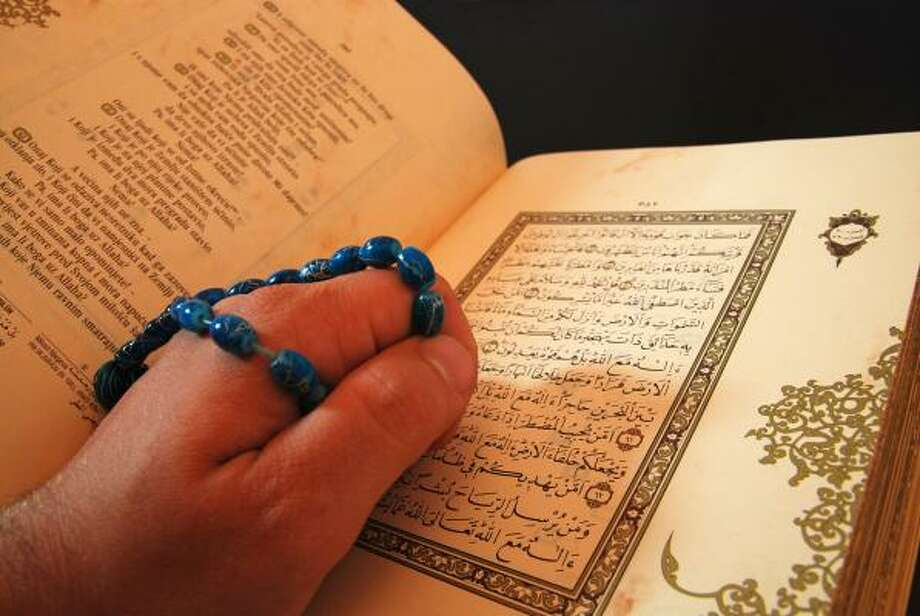 Ramadan commemorates when God gave the prophet Muhammad the revelations that were later written down as the Qur'an. Ramadan is held during the ninth lunar month of the year. It begins Saturday, Aug. 22. Photo: DXfoto.com